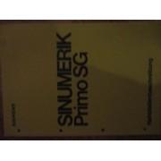 Bedienungsanleitung SINUMERIK SG (70)