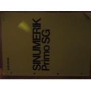 Bedienungsanleitung SINUMERIK Primo SG (71)