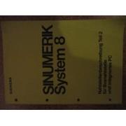 Bedienungsanleitung SINUMERIK System 8 (72)