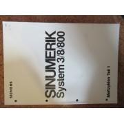 Bedienungsanleitung SINUMERIK System 3/8/800 (83)