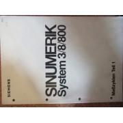 Bedienungsanleitung SINUMERIK System 3/8/800 (84)