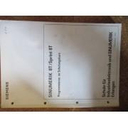 Bedienungsanleitung SINUMERIK 8T/Sprint 8T (85)