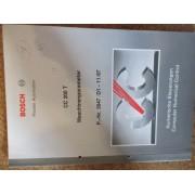 Bedienungsanleitung Bosch CC 200 T (90)