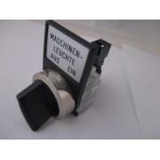 Drehschalter mit 3SB3400-0B